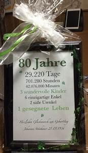 Geschenke Für Oma Basteln : die besten 25 geschenke zum 80 geburtstag ideen auf pinterest 80 geburtstag 80 geburtstag ~ One.caynefoto.club Haus und Dekorationen