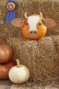 Cute, No, Carve, Pumpkin, Mini, Pumpkin, Painting, Ideas