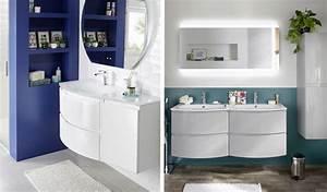 Couleur Mur Salle De Bain : besoin d 39 id es de couleurs pour votre salle de bains voici les peintures tendances ~ Dode.kayakingforconservation.com Idées de Décoration