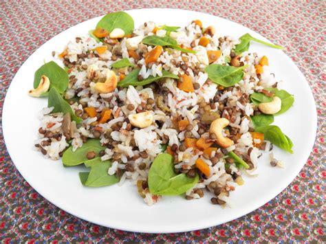 cuisiner des lentilles vertes recettes lentilles vertes en salade
