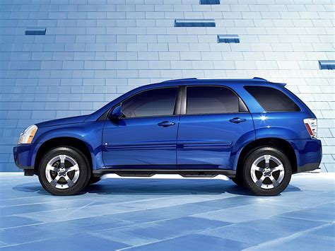 Chevrolet Equinox Specs & Photos