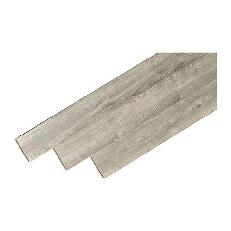 Laminate Floor Spacers Rona by Laminate Flooring 12mm Megaloc Grey Oak Rona