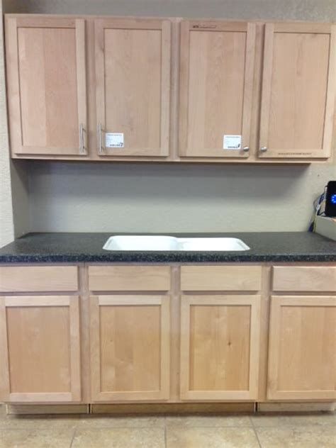 unfinished shaker style kitchen cabinets lakeland