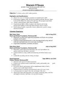 wonderful sous chef resume exle with sous chef resume