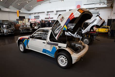 Peugeot 205 T16 Group B - 2016 Techno Classica
