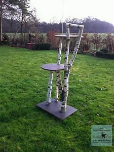 Kratzbaum Echter Baum : outdoor kratzbaum birky kratzwas naturholzkratzb ume ~ Frokenaadalensverden.com Haus und Dekorationen