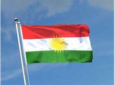 Kurdistan Fahne kaufen 90 x 150 cm FlaggenPlatzde
