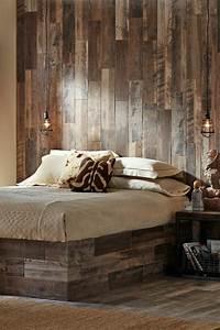 Wandverkleidung Holz Innen Rustikal : wandverkleidung aus holz 95 fantastische design ideen ~ Lizthompson.info Haus und Dekorationen