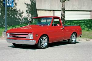 1968 Chevy C10 Fleetside - The Space Race