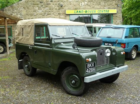 original land rover bkx 428a 1961 series 2 soft top very original land