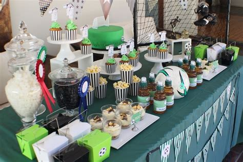 Soccer Party Foodsthese Ideas Rock!  B Lovely Events