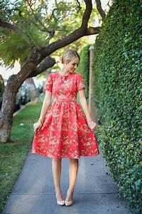 Robe Rouge Mariage Invité : la robe champ tre chic adopter ce style tendance pour la saison des mariages obsigen ~ Farleysfitness.com Idées de Décoration