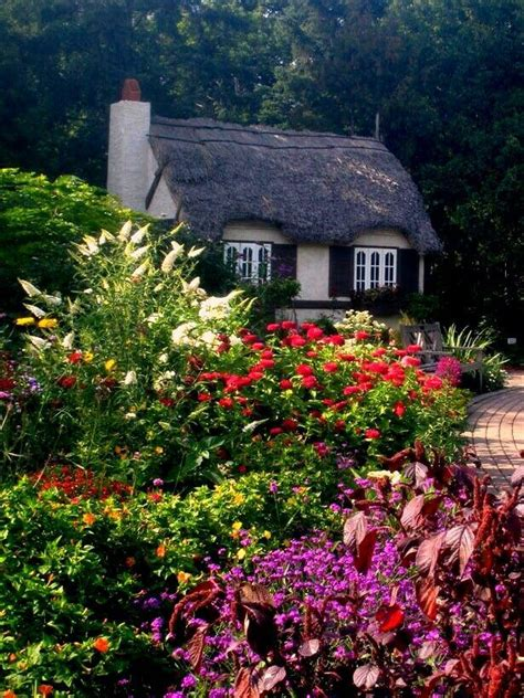30 Storybook Small Cottages Stolen From Fairytales
