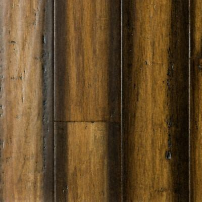 "3/8"" x 3 7/8"" Engineered Carbonized Strand Bamboo"