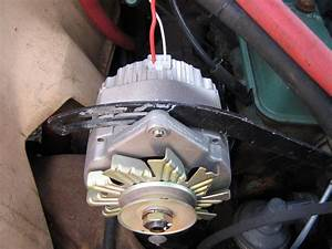 1958 Buick Alternator Conversion