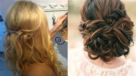 Wedding Hairstyles Half Up Half Down : Wedding Guest Hair Half Up Half Down For Short Hair Salon