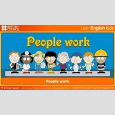 People Work  Teachingenglish  British Council Bbc
