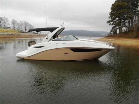 Flat Bottom Boats For Sale In Chattanooga Tn by 2014 Sea 260 Sundancer