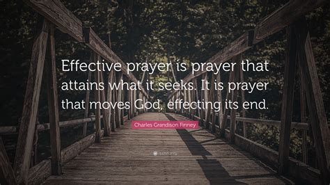 charles grandison finney quote effective prayer