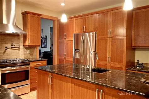 stainless steel wall cabinets kitchen natural cherry cabinets in kitchen island pantry wall