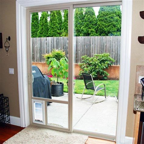 patio pet door company quot in the glass quot from petdoors
