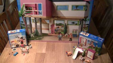 die neue luxusvilla 5574 playmobil aufbau und zubeh 246 r city