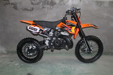 junior motocross mini mx 50r 50cc ktm sx replica 9hp pro junior senior moto
