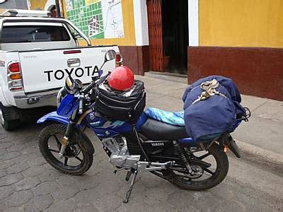 yamaha ybr 125g for sale in nicaragua horizons unlimited the hubb