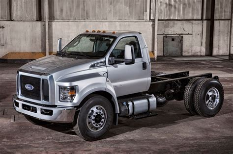 2016 Ford F650f750 Super Duty First Look  Truck Trend