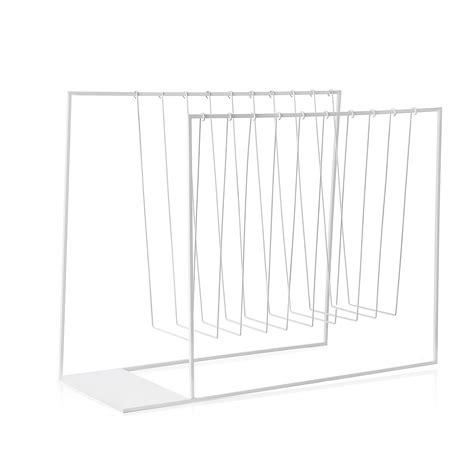 magazine rack with l magazine racks l 39 abitare milano geometrical lines