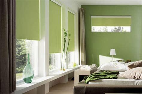 el color verde en interiores casa  color