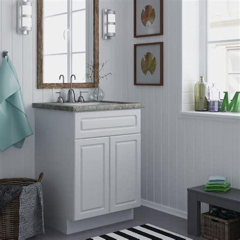 altra 24 inch white bathroom vanity cabinet overstock
