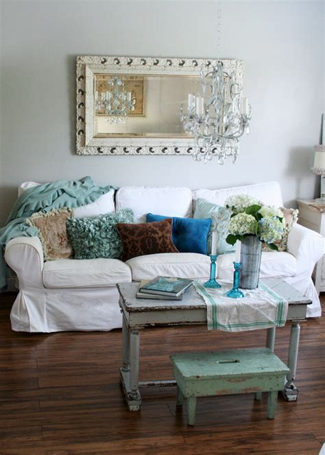 pictures of shabby chic living rooms shabby chic living room decor