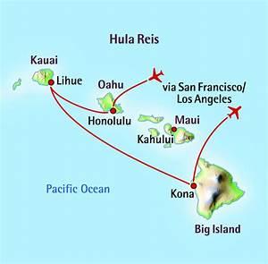 Hawaii Hula reis (Oahu, Kauai en Big Island)