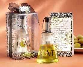 unique wedding favors olive bottle bridal shower favor my wedding favors