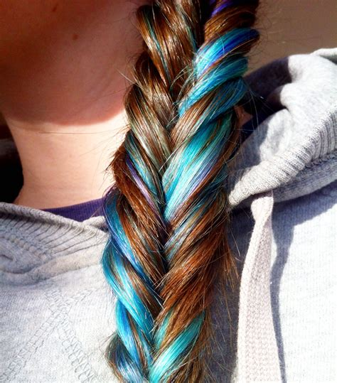 Best 25 Blue Hair Underneath Ideas On Pinterest Dyed