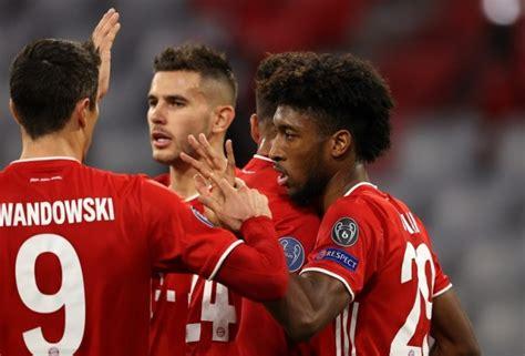 UEFA Champions League match report Bayern Munich vs ...