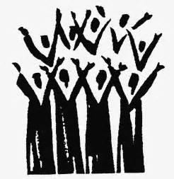 Choir Praise   Free Images at Clker.com - vector clip art online