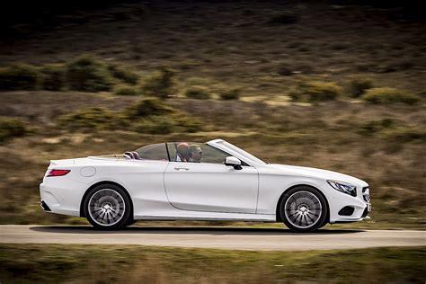 Mercedes Benz S-class Convertible (a217)