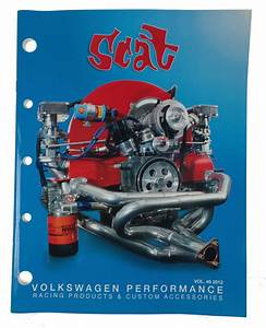Scat Vw Beetle T1 Race Parts Catalogue Collectable Catalog