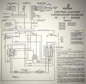 1991 Intertherm  Nordyne Furnace With Added Ac Split System