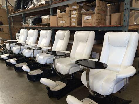 pedicure chair embrace  plumbing belava production