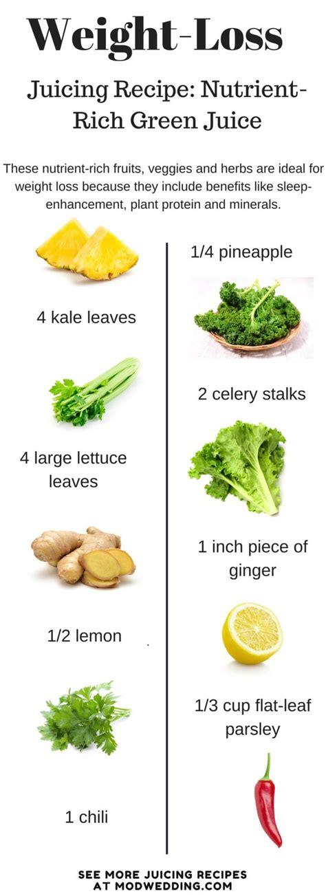 juicing recipes loss weight juice parsley orange refreshing ginger lemon leaf cup breakfast inch