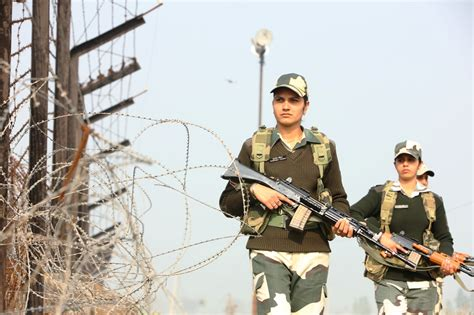 Bsf Assumes Significant Role In Two-front War Strategy