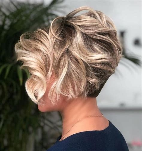 Short Hair 2021 The Most Popular Haircuts and Hairstyles