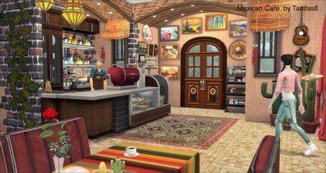 tanitas sims mexican cafe  mexican restaurant sims