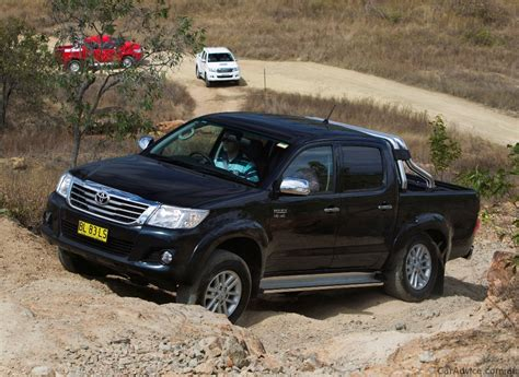 Toyota 4x4 by Toyota Hilux 4x4 Review Photos Caradvice