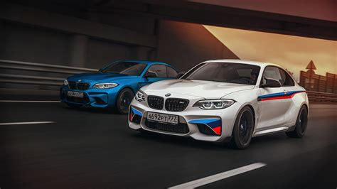 Bmw M2 Competition 4k Wallpapers by Wallpaper Bmw M2 2018 4k Automotive Cars 8662