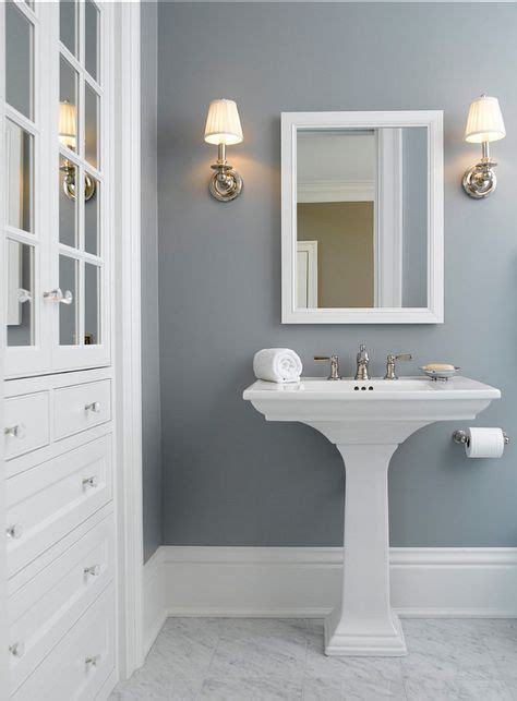 Blue Bathroom Paint Colors by My Quot Go To Quot Paint Colors A Paint Color Bathroom