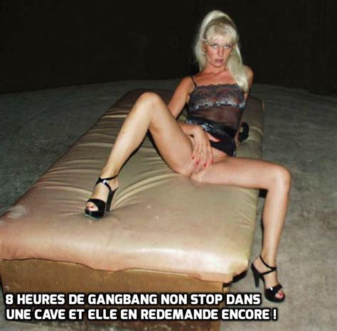 Gallery Caption In French And English For Coco The Slut